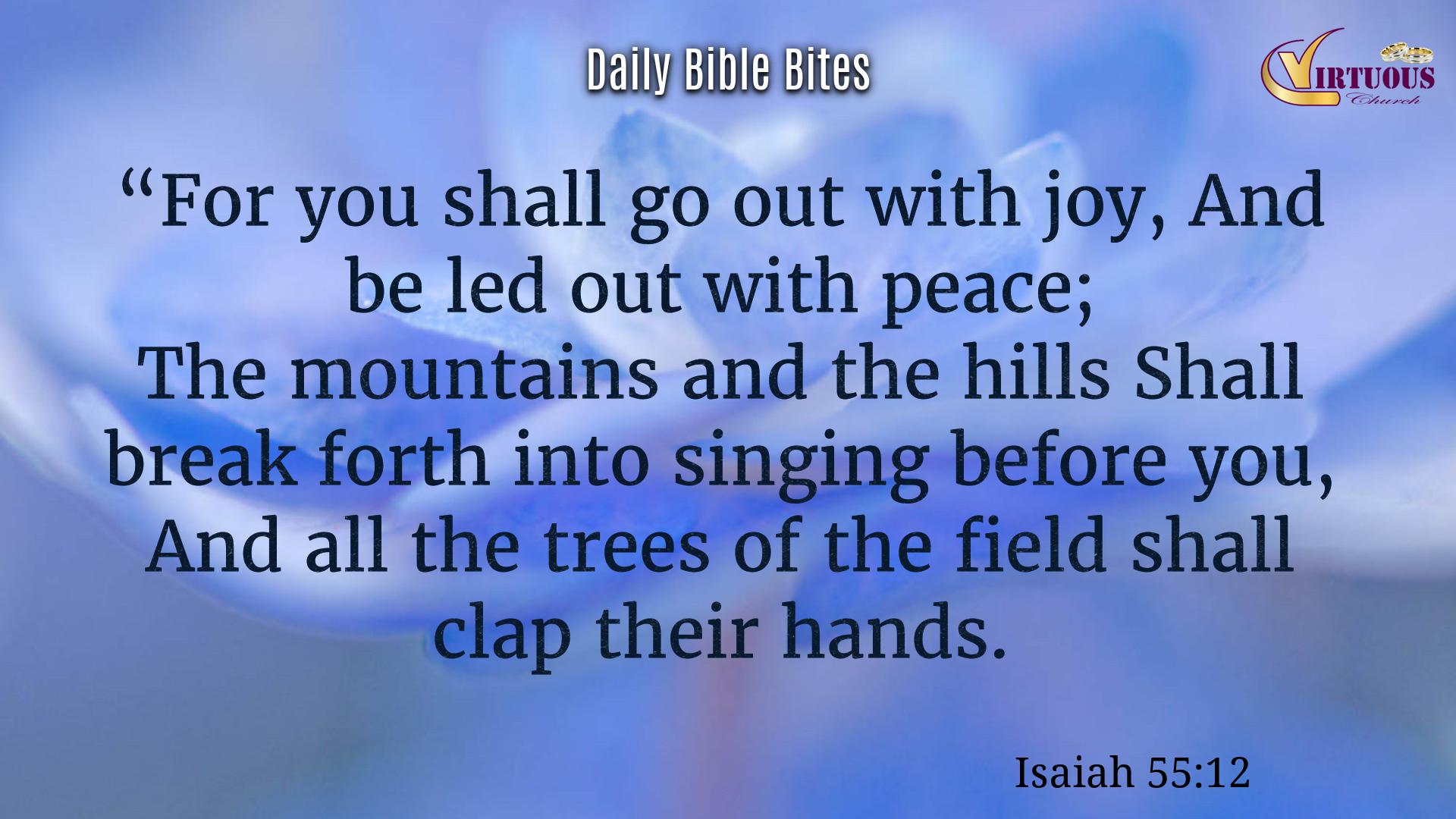 Daily Bible Bites 5